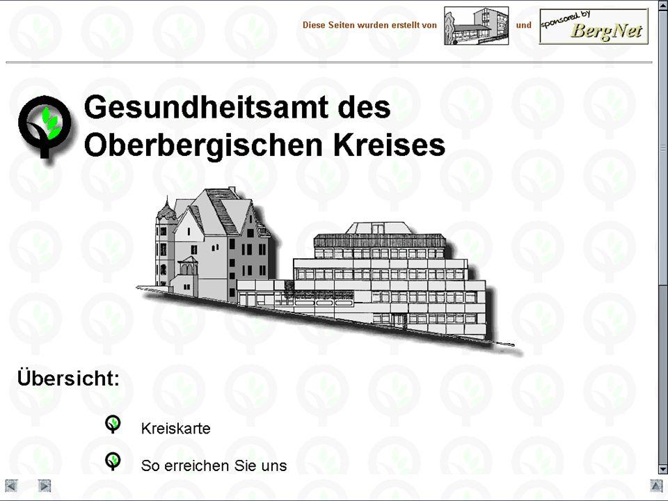 Gesundheitsamt des Oberbergischen Kreises
