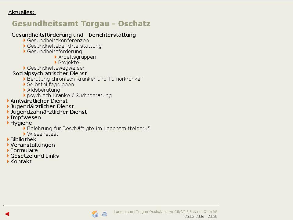 Landkreis Torgau - Oschatz