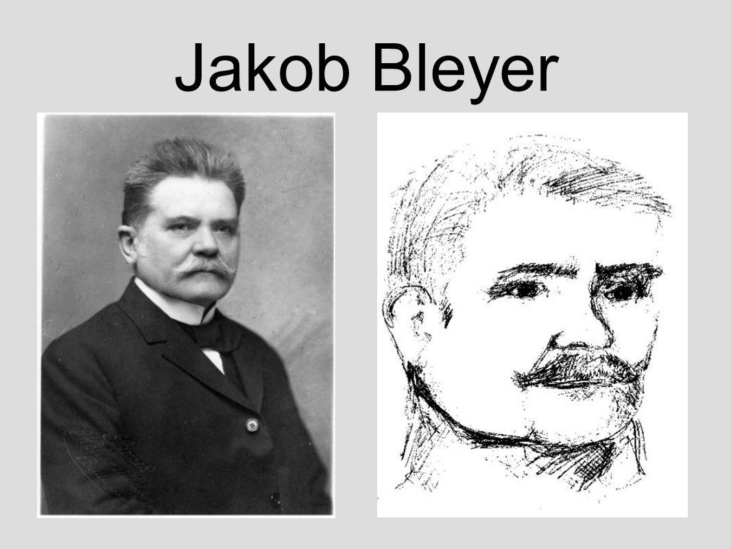 Jakob Bleyer