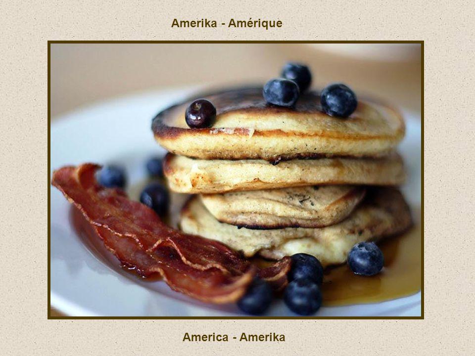 Amerika - Amérique America - Amerika