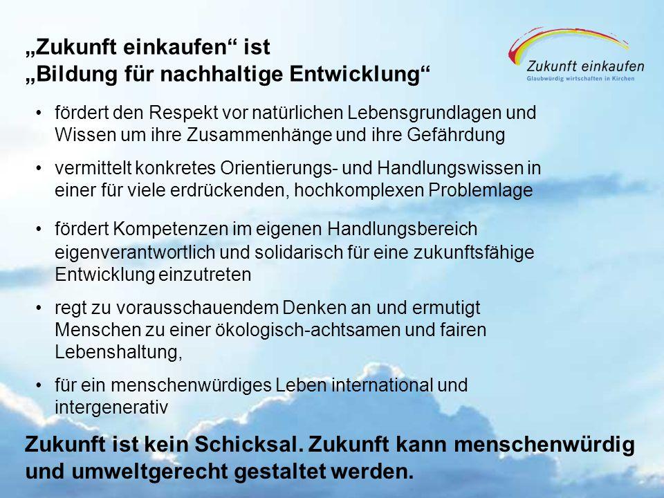 Copyright: EKvW 2008 Ziele/Maßnahmen/Botschaften des Projektes 1.