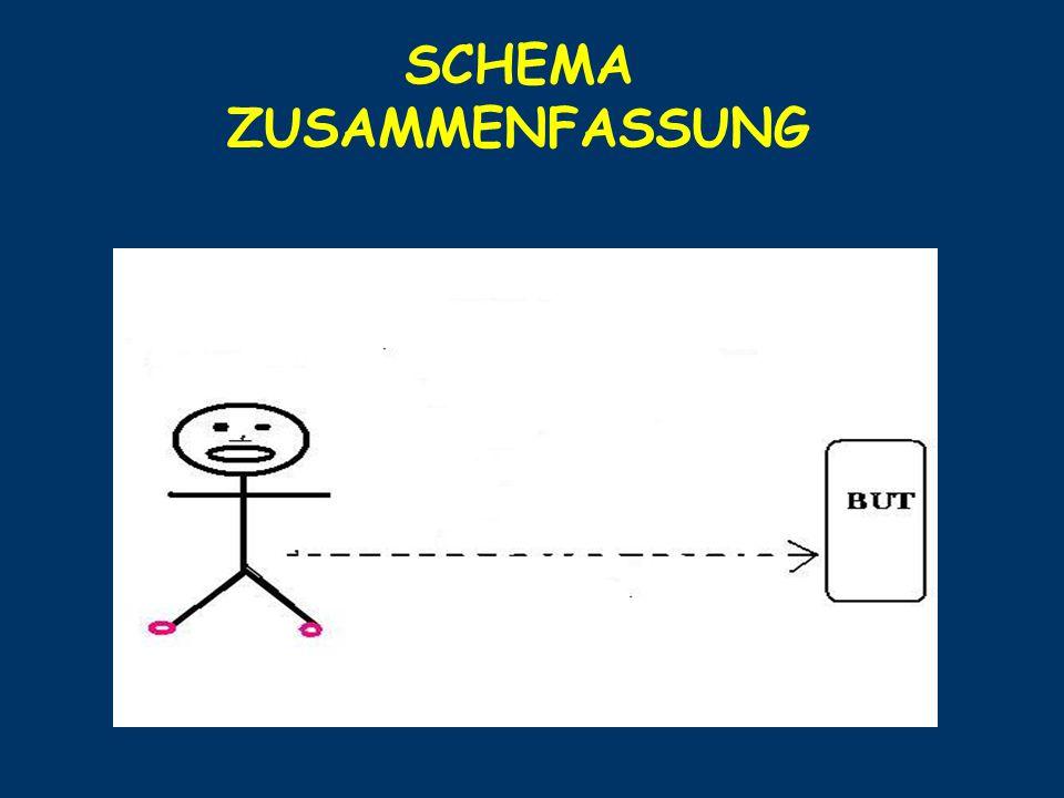 SCHEMA ZUSAMMENFASSUNG