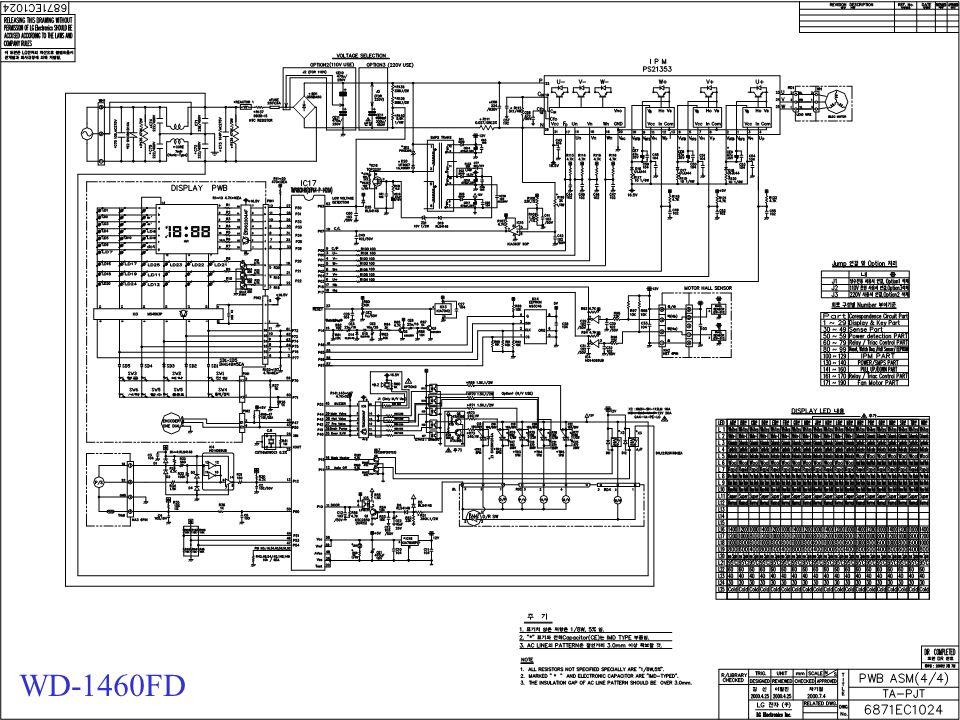 WD-1460FD