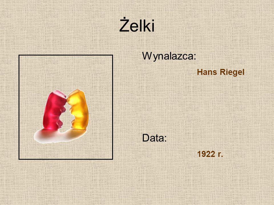 Aparat fotograficzny małoobrazkowy Wynalazca: Oskar Barnack Data: 1925 r.