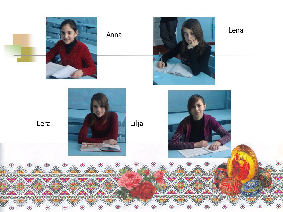 Anna Lena LeraLilja