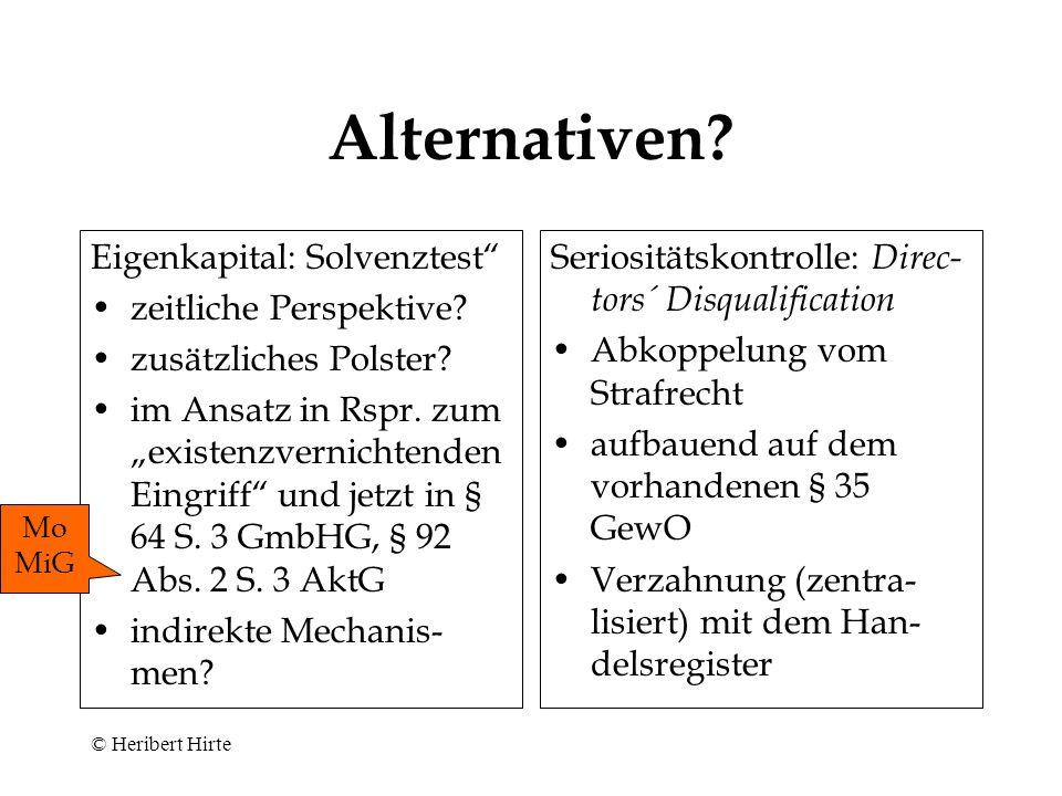 """Mindestkapital bei der """"klassischen GmbH."""