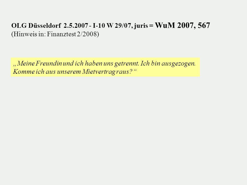 Toreinfahrt - OLG Rostock 2.