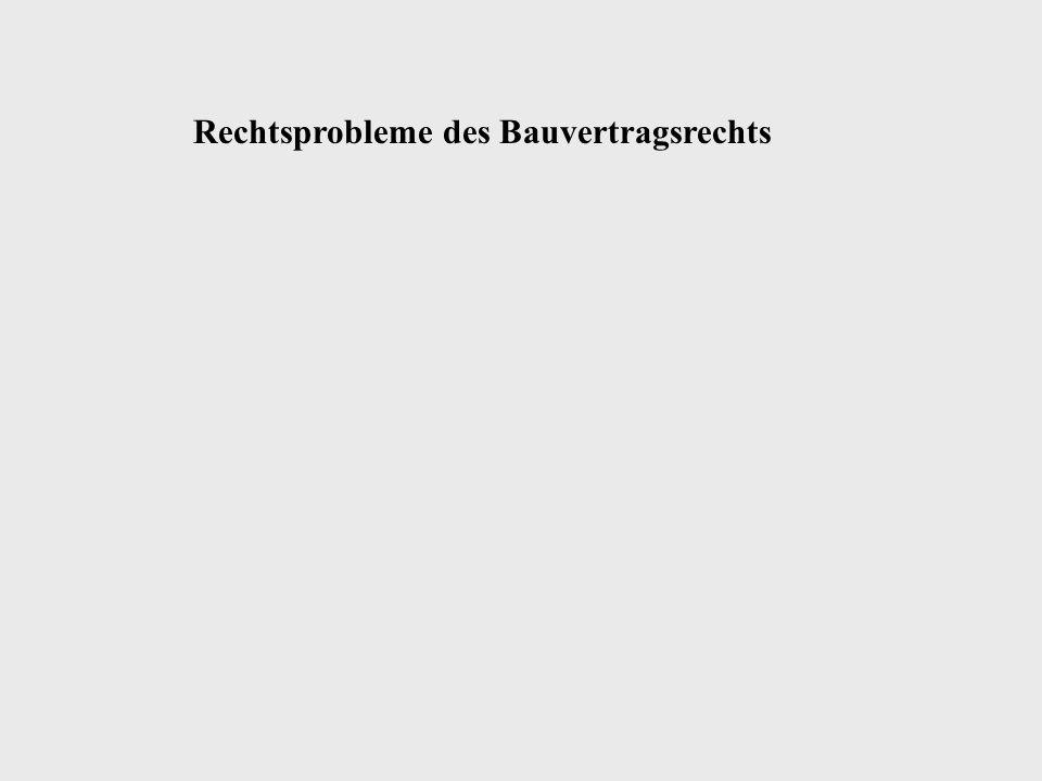 """Notarieller Vertrag: """"Gewährleistung, Rechts- und Sachmängel """"1."""
