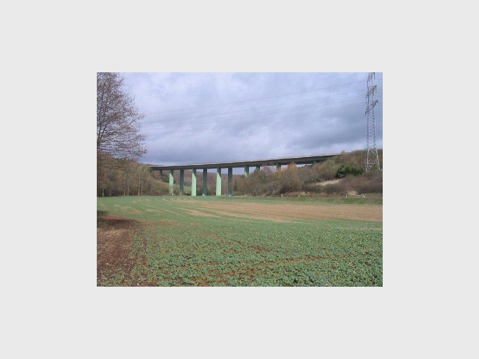 Blasbachtalbrücke - OLG Frankfurt 25.5.81 NJW 83, 456: Ein großes Bauunternehmen errichtete gem.