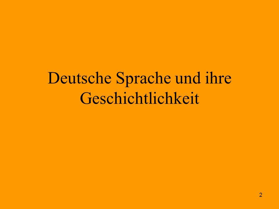 23 Deutsch zwischen Mündlichkeit und Schriftlichkeit Mündlichkeit: Flächendeckender Gebrauch des Deutschen im gesamten Sprachgebiet.