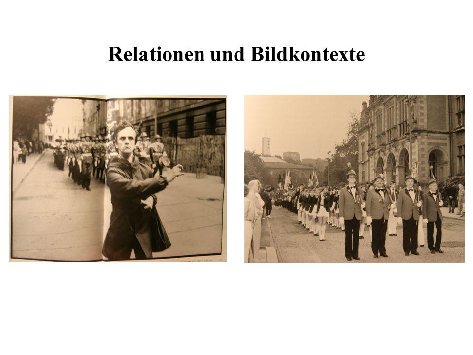 Relationen und Bildkontexte