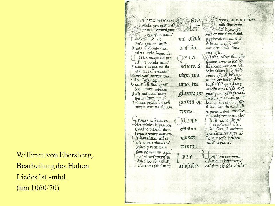 Margrave otte von Brandenburg (aus: Cod. Manesse, Zürich, um 1320)