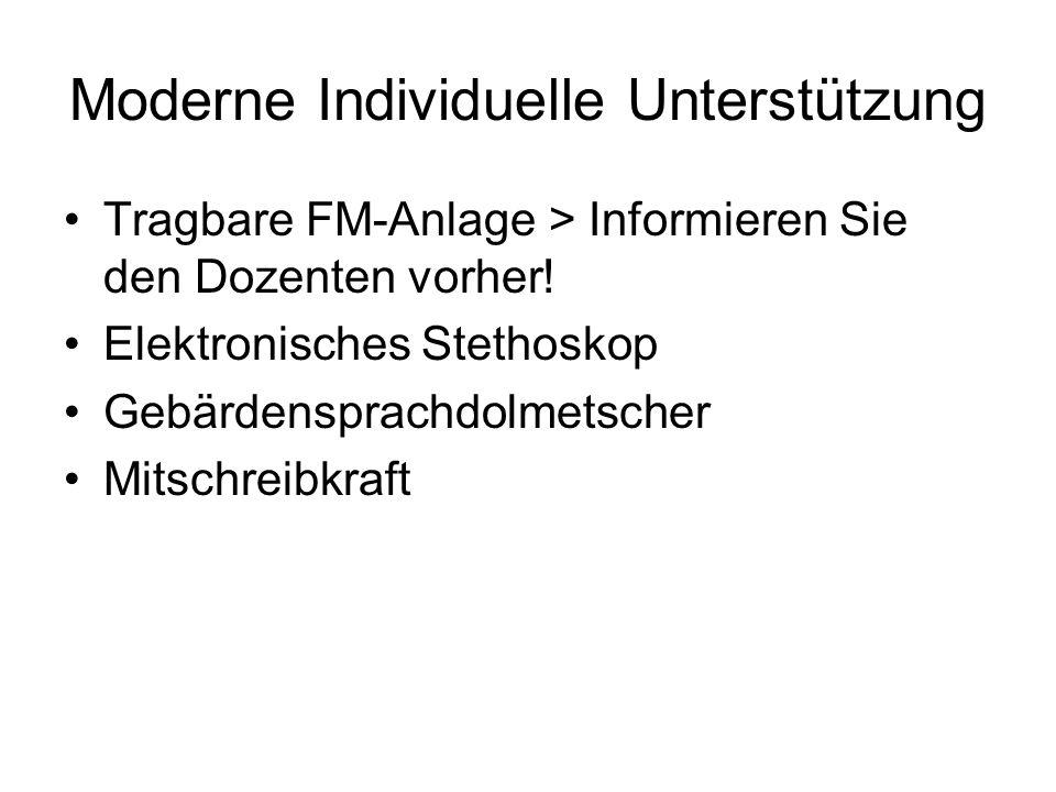 Moderne Individuelle Unterstützung Tragbare FM-Anlage > Informieren Sie den Dozenten vorher.