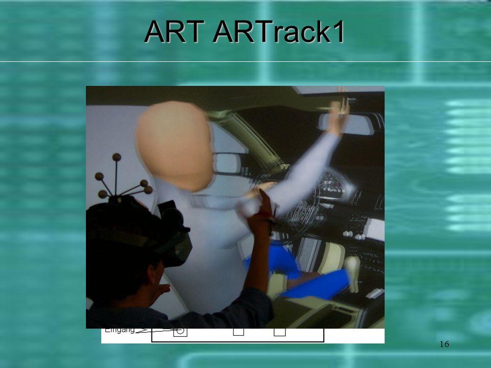 16 ART ARTrack1