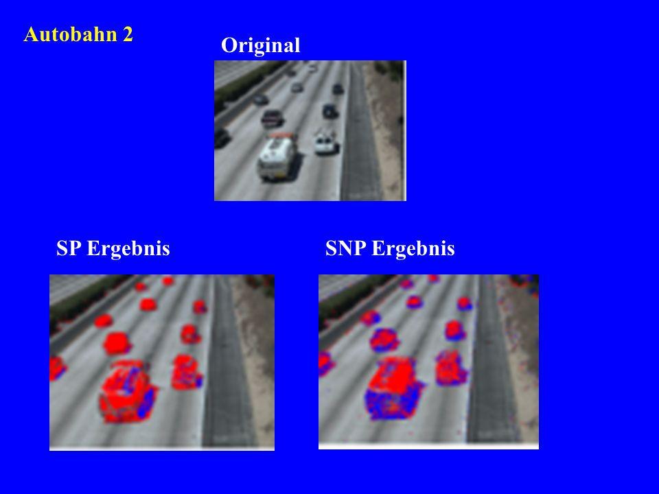 Original SP Ergebnis Autobahn 2 SNP Ergebnis