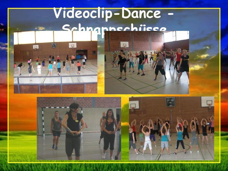 Videoclip-Dance - Schnappschüsse