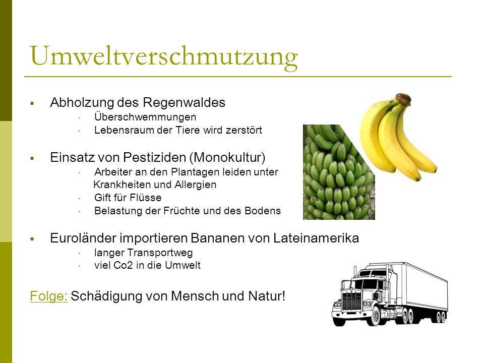 Fairer Handel ?.