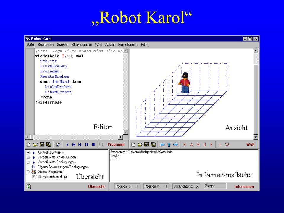 """""""Robot Karol"""""""