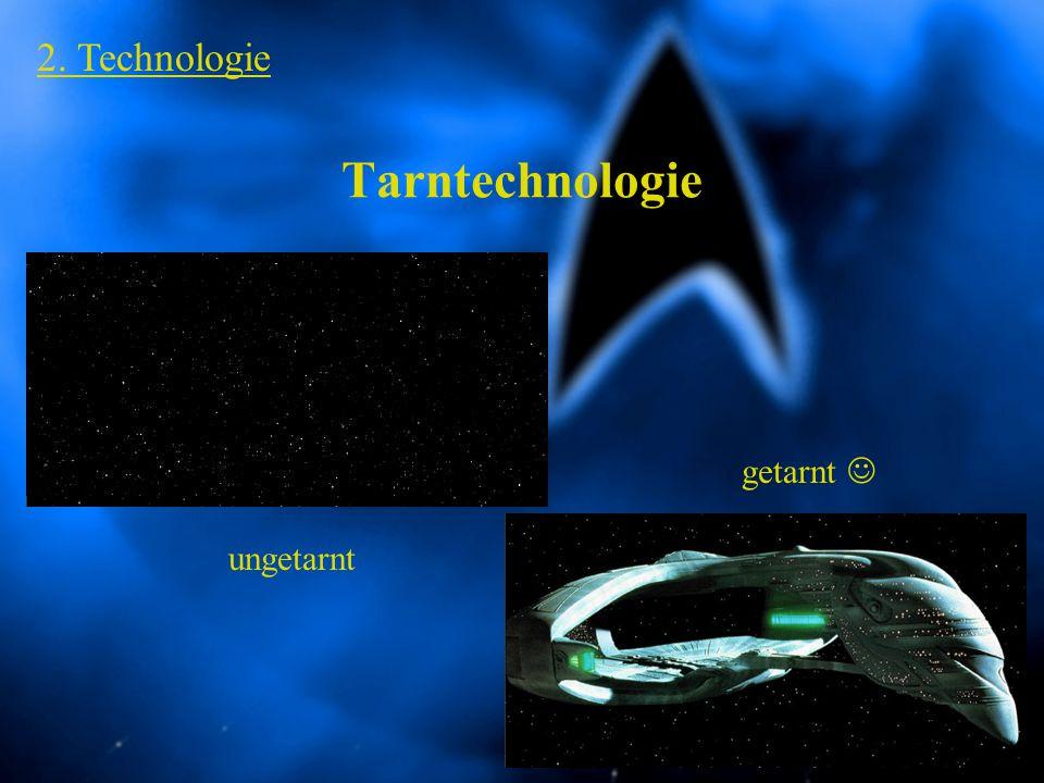 Holo - Deck 2. Technologie