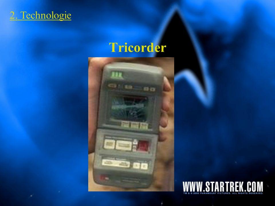 Tarntechnologie 2. Technologie