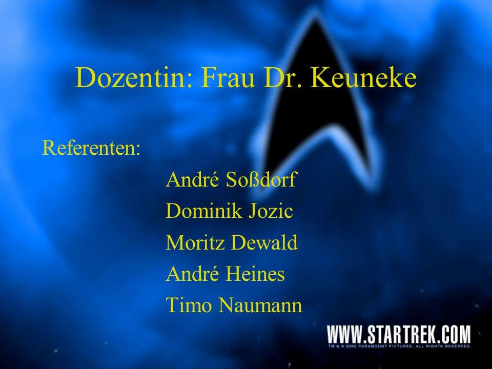 Medienbezogene Fankultur am Beispiel STAR TREK 31.10.2001