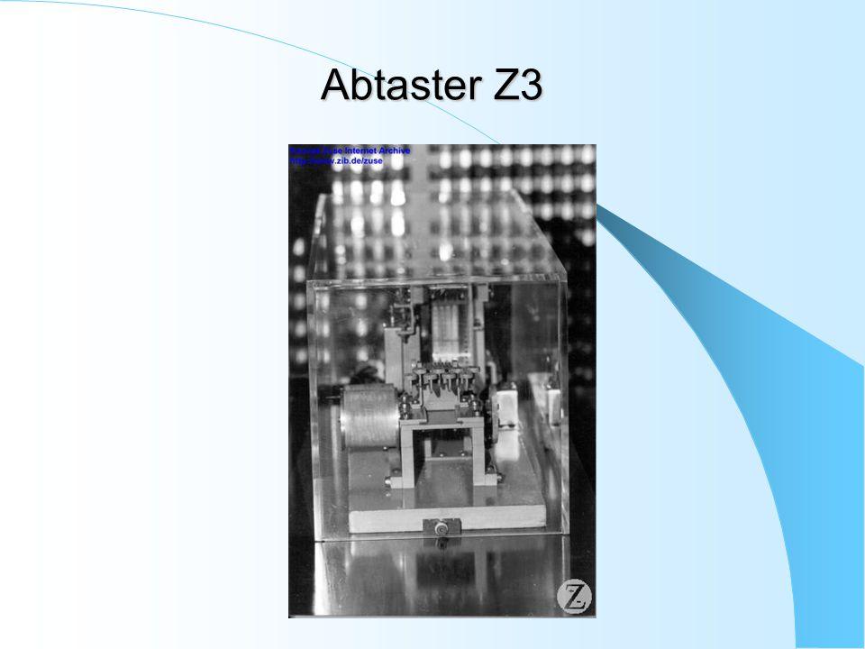 Abtaster Z3
