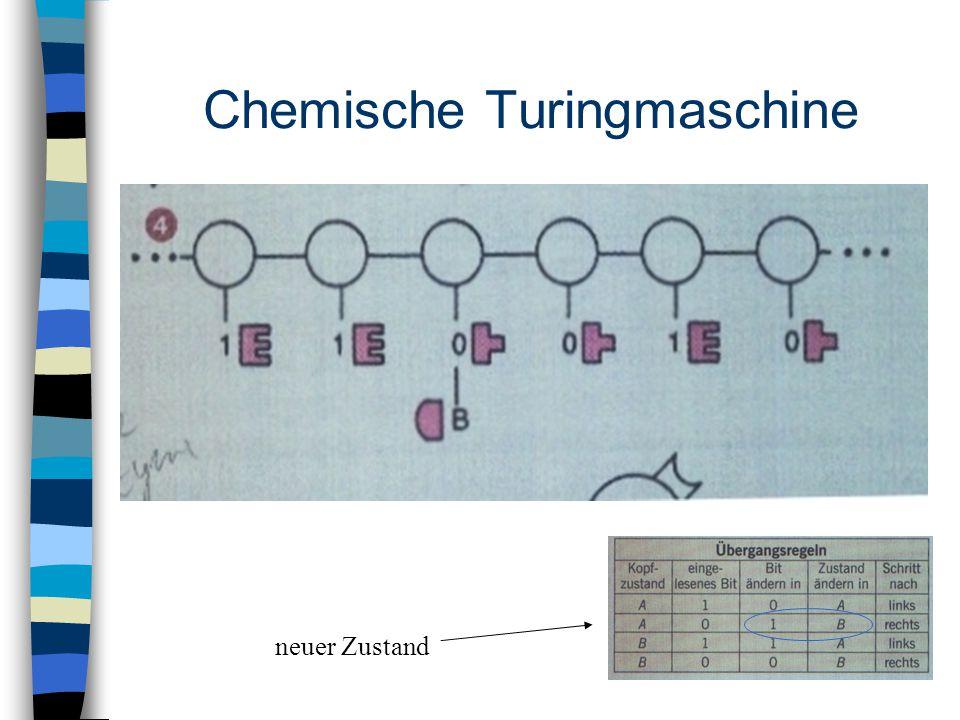 Chemische Turingmaschine neuer Zustand