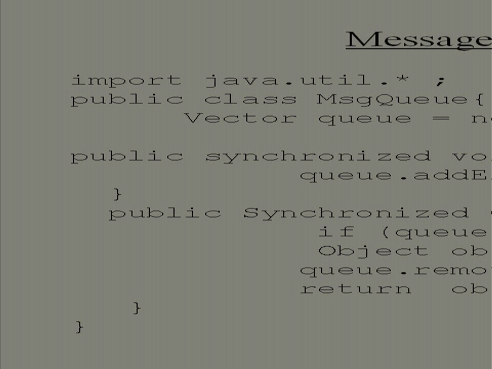 Wait Notify Synchronization Generell –Wait und notify können nur innerhalb einer synchronisierten Region ausgeführt werden.