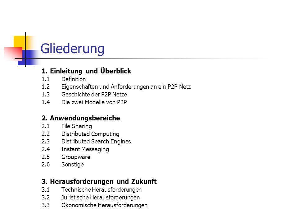 File Sharing Problem: Traffic Hohe Netzlast, spez.