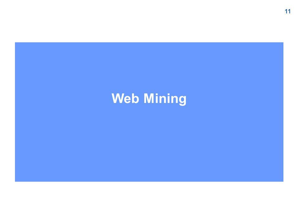 11 Web Mining