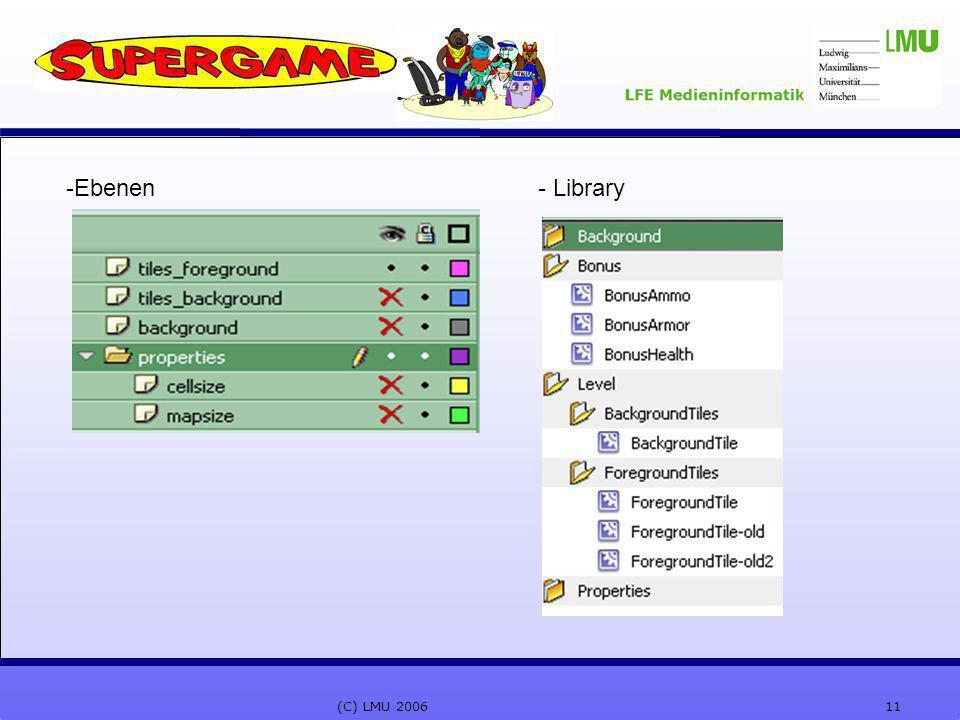 11(C) LMU 2006 -Ebenen- Library