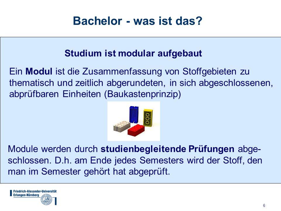 37 3.Weg zum Studienplatz an der Universität Bewerbung bei hochschulstart.de bis 15.7.