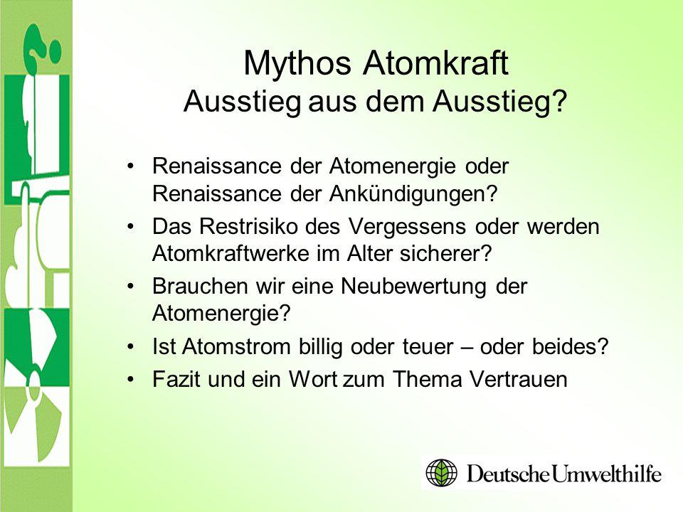 Renaissance der Ankündigungen LandAnkündigungbisIm Bau (lt.