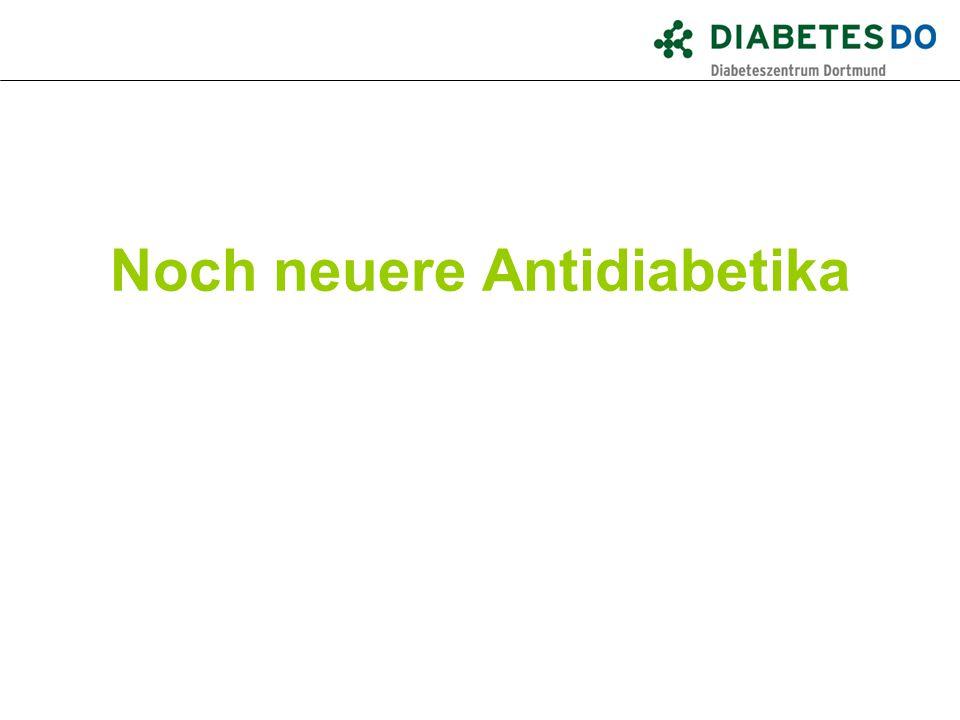 Noch neuere Antidiabetika Was ist gesichert?