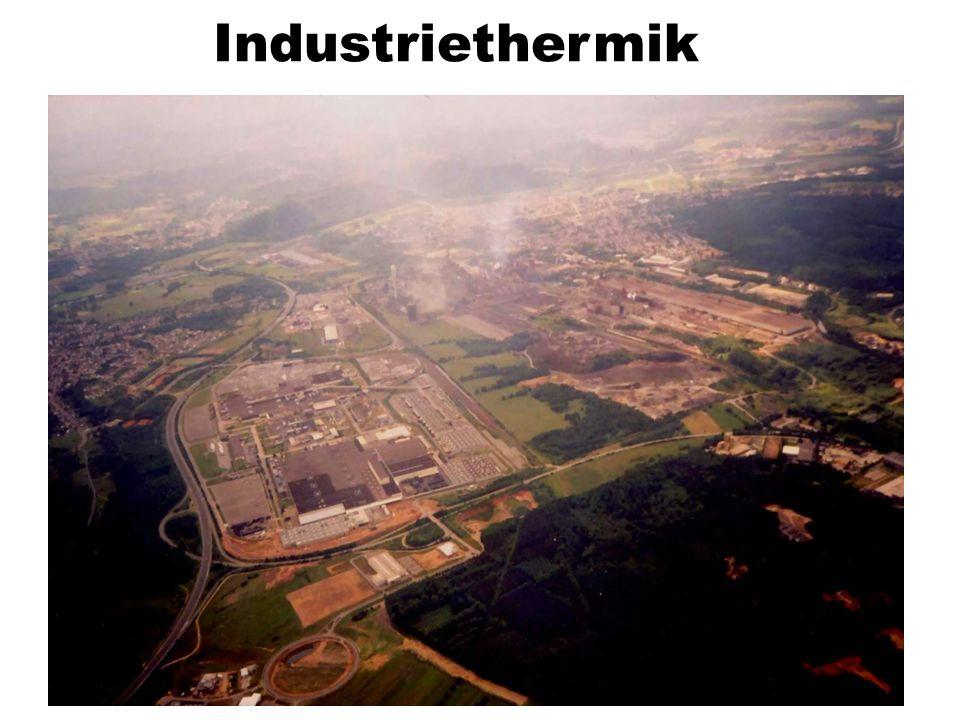 Blauthermik III l Aufsteigender Rauch ist ein sehr sicherer Anzeiger für Thermik l Nicht den Ursprung des Rauchs anfliegen sondern den Ort des Aufstei