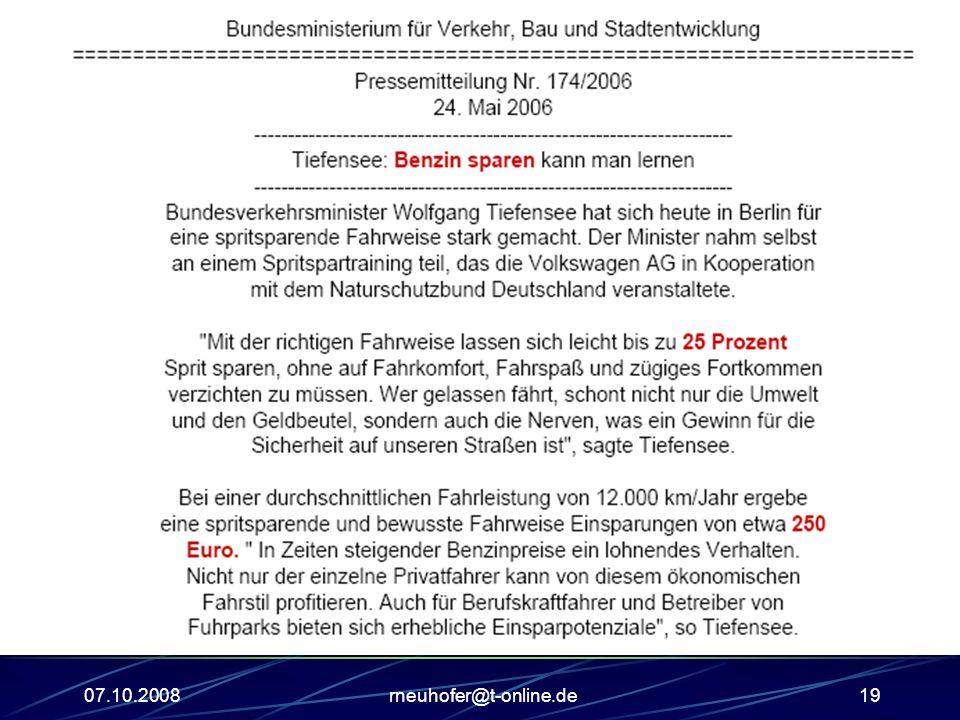 07.10.2008rneuhofer@t-online.de19