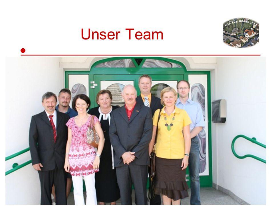 SPÖ Bocksdorf Unser Team
