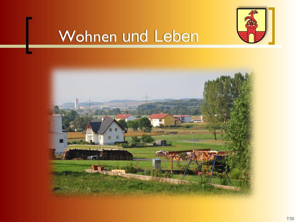 Wohnen und Leben 7/50