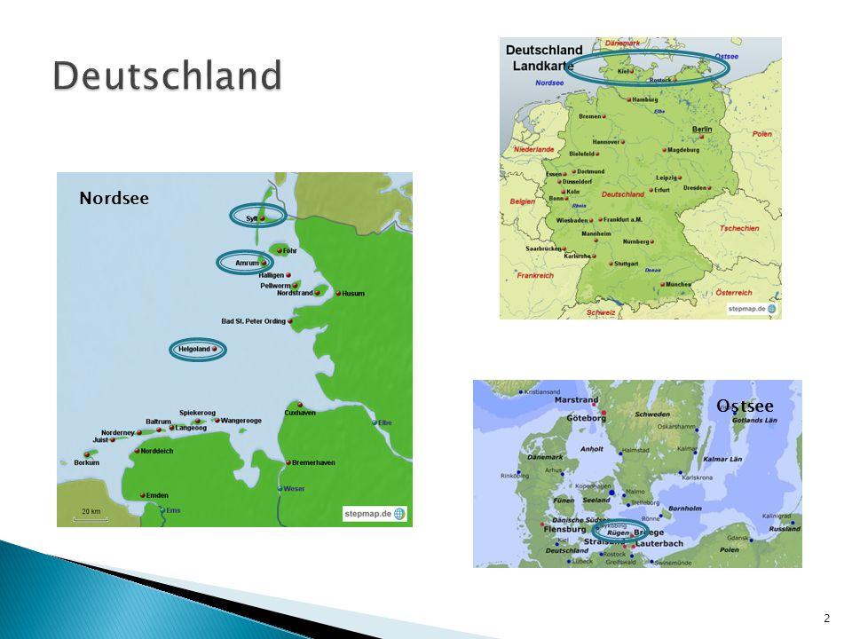 Nordsee Ostsee 2