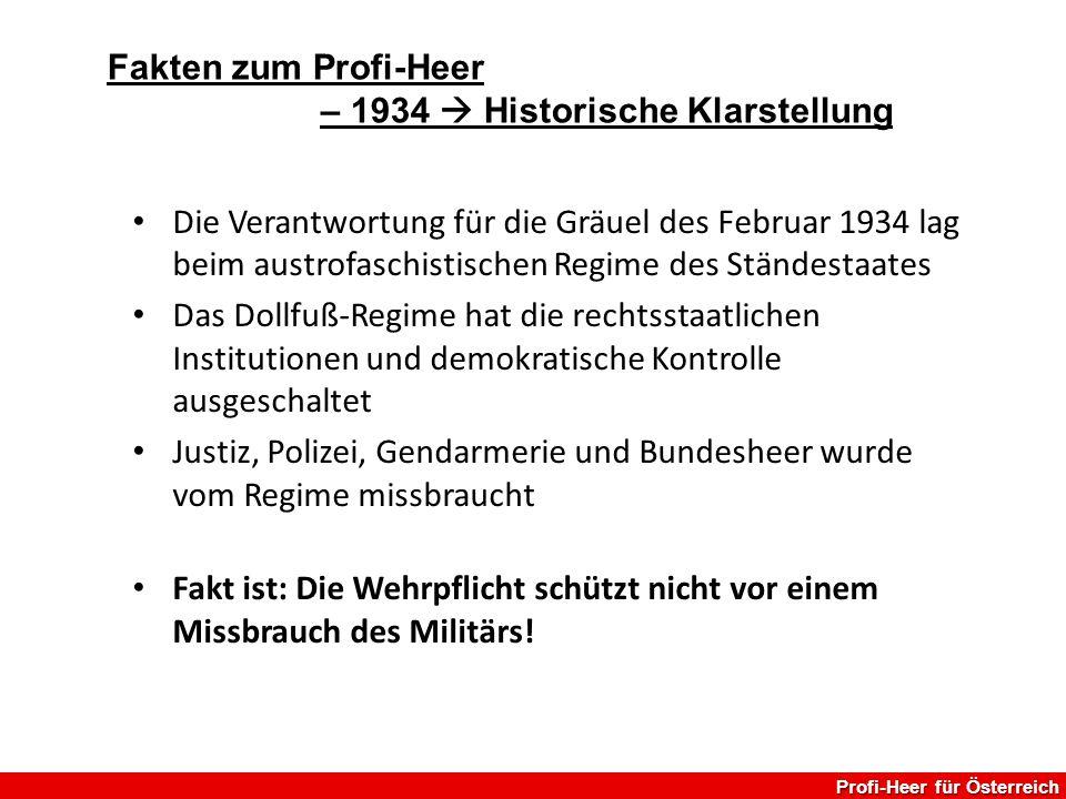 Die Verantwortung für die Gräuel des Februar 1934 lag beim austrofaschistischen Regime des Ständestaates Das Dollfuß-Regime hat die rechtsstaatlichen