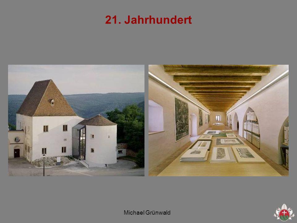 Michael Grünwald 21. Jahrhundert