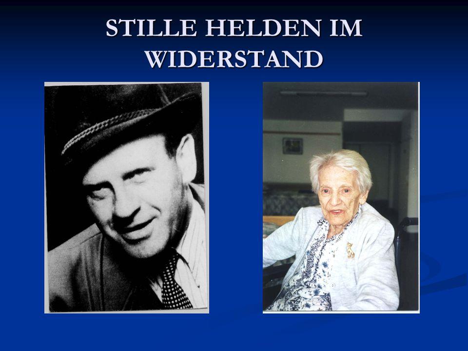 Emilie und Oskar Schindler retteten 1200 Juden vor dem sicheren Tod in den Gaskammern.