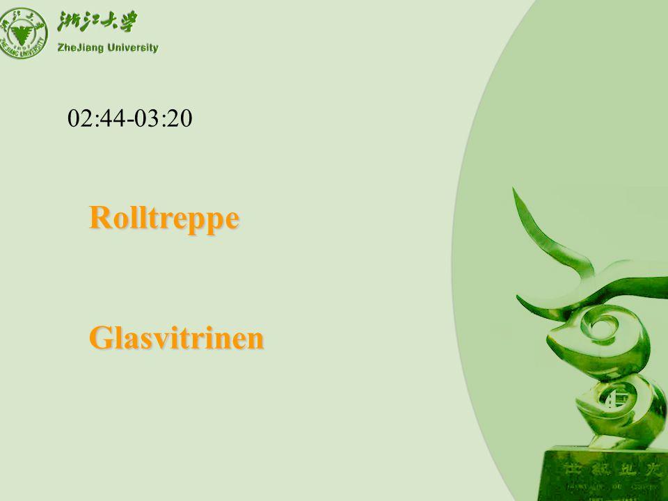 02:44-03:20 RolltreppeGlasvitrinen