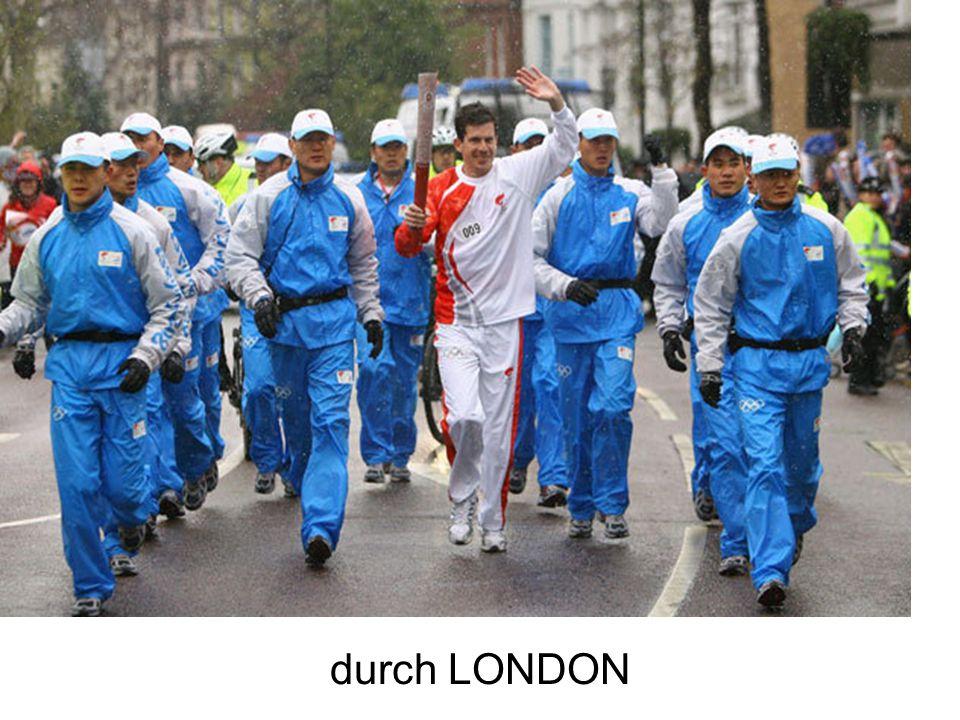 durch LONDON