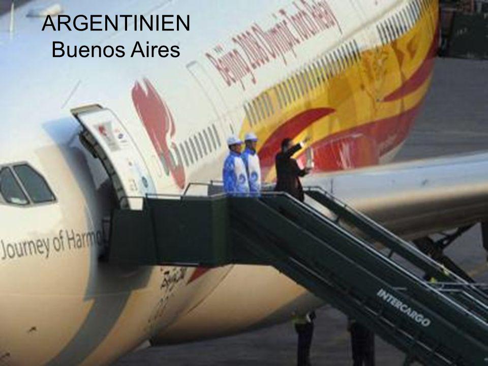 ARGENTINIEN Buenos Aires