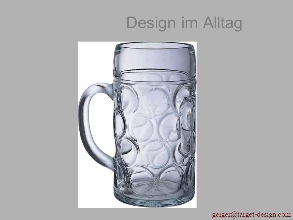 geiger@target-design.com Design im Alltag