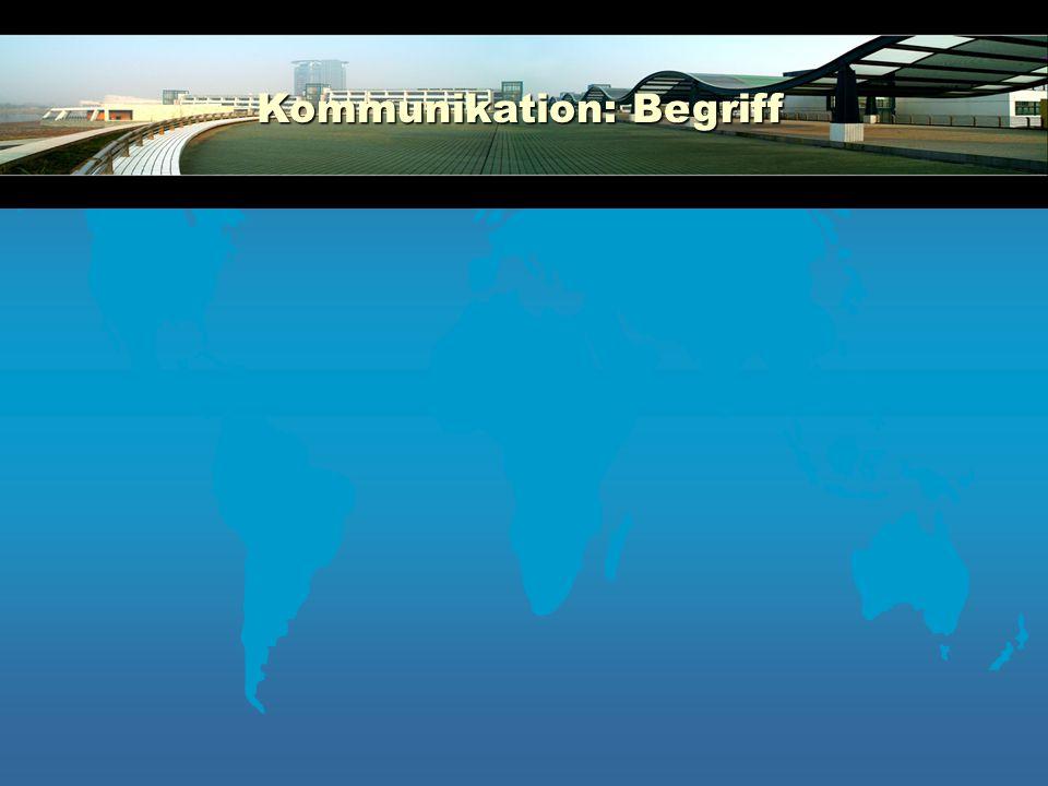 1. Modul: Kommunikationsmodell Ausdruck Aufnehmen Medien Stimme, Minik, Schrift, Zeichen, Symbol, Gestik 、 Bild... SenderEmpfänger Decodierung - Sprac