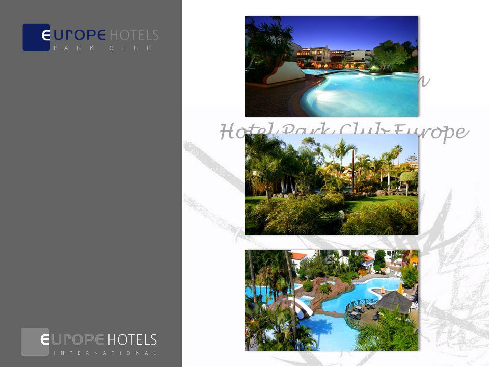 Hotel Park Club Europe *** All Inclusive Resort Tritt ein in eine wunderbare Welt...