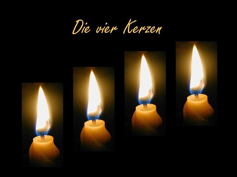 Die vier Kerzen