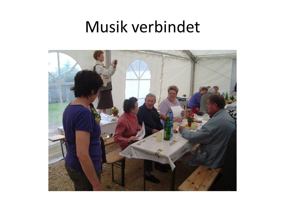 Musik verbindet